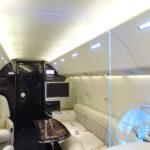 Арендовать ТУ-134, заказать самолет TU-134 VIP в Швейцарию