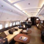 Арендовать Airbus A318 Elite в Швейцарию
