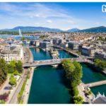 🤩💥 🔥💥 🔥City Break GENEVA! 🍂 🍁🍂 🍁O toamnă frumoasă într-un oraș al timpului!💥 🔥💥 🔥🤩